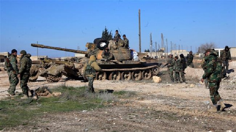 Reuters: Syrian Army Aims To Reach Al-Bab, Ready To Clash With Pro-Turkish Forces