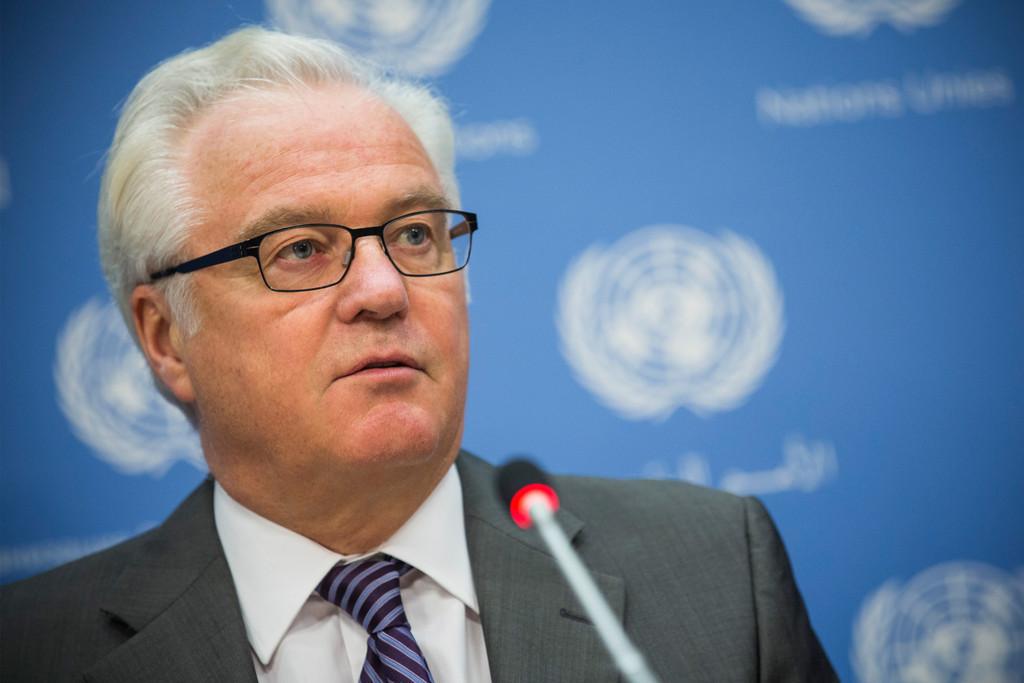 Russian Ambassador To UN Vitaly Churkin Dies