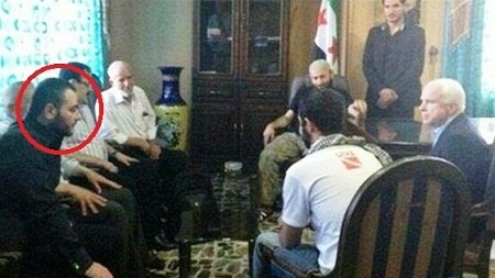 McCain Illegally in Syria Again, Will He Meet Baghdadi Again?