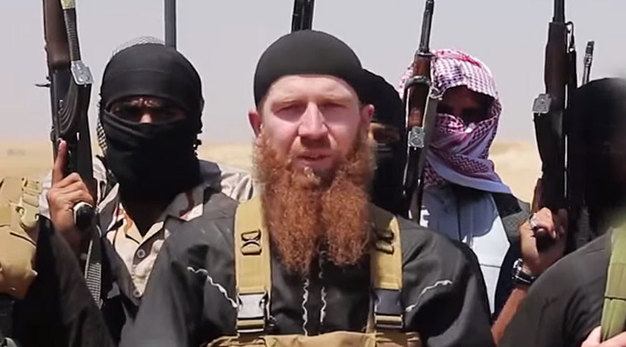 Russia Descendants In The Ranks of ISIS