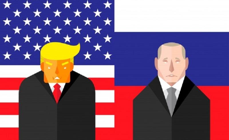 Interesting Week for Vladimir Putin and Donald Trump