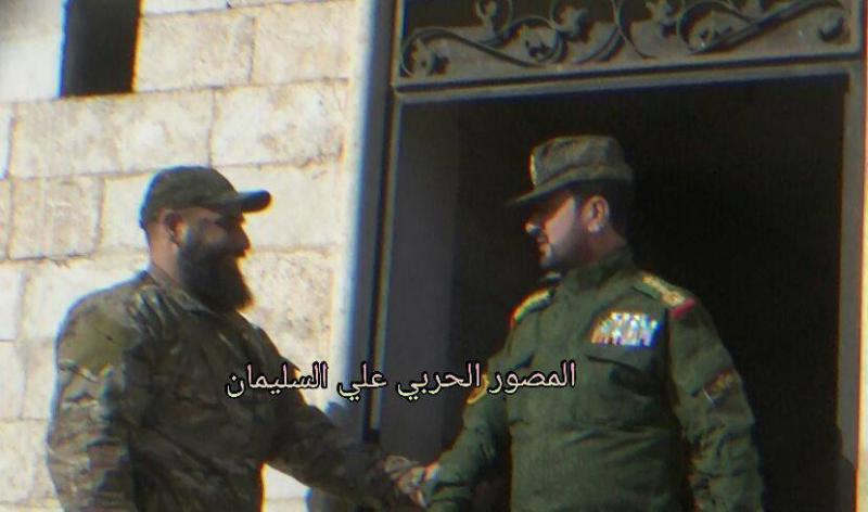 Brigadier General Suheil Al-Hassan, Commander of Syrian Army's Tiger Forces (Photos)