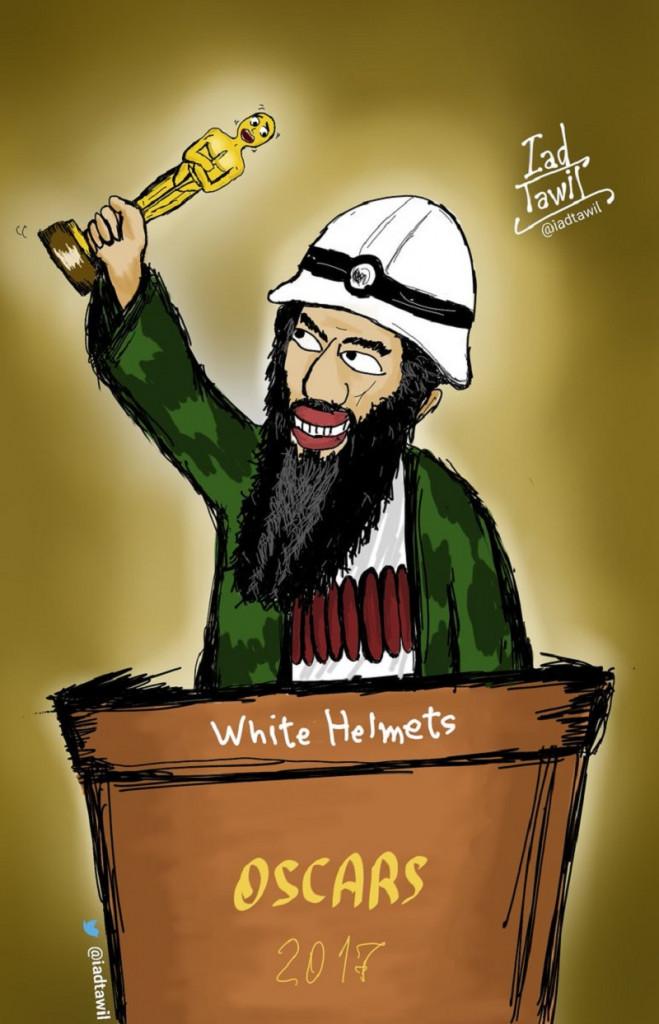 Al-Qaeda Gets An Oscar