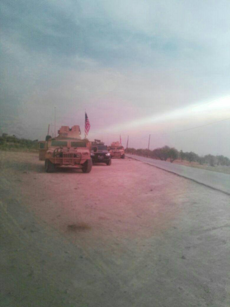 Syrian Government Opens Route Between Aleppo And YPG-Controlled Manbij