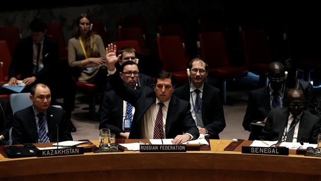 Russia, China Block Attempt To Impose Additional UN Sanctions On Syria