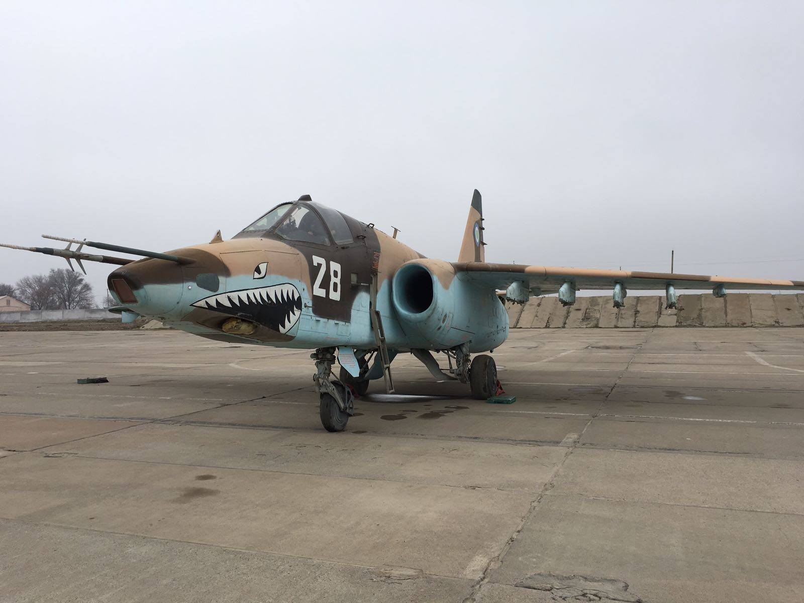 US Company Offers for Sale Warplanes of Uzbek Air Force