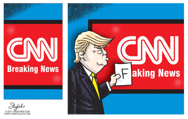 """White House Blackballs CNN; Refuses To Send Surrogates On """"Fake News"""" Network"""