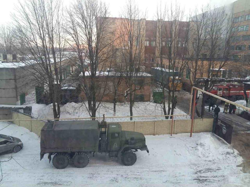 Videos And Photos From Scene Of Assasination Of DPR's Commander Mikhail Tolstykh