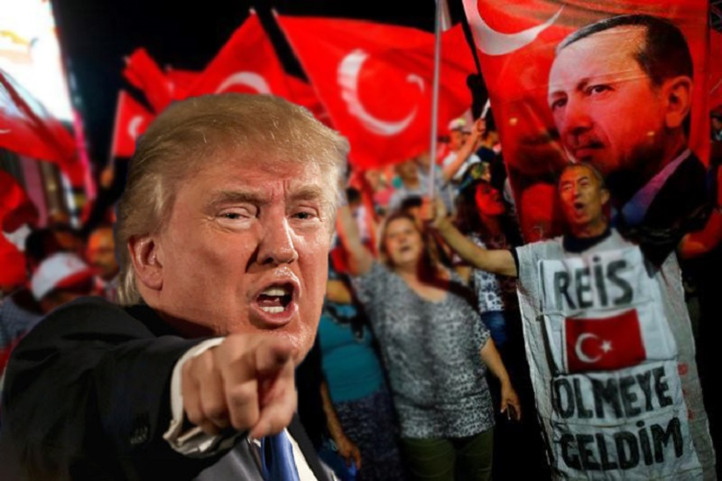 Mehmet Ömer: Trump Will Cool Off The Hopes Of Turkish Leaders