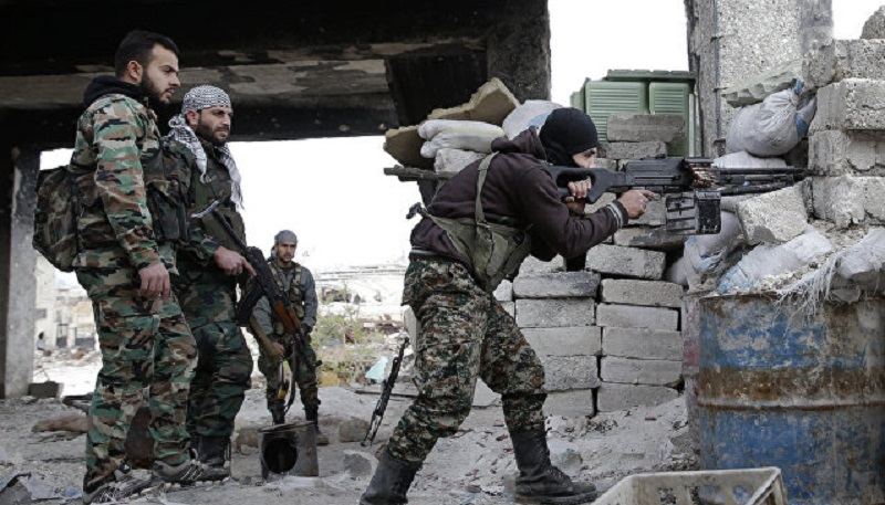 Militants Advance In Latakia Amid Tensions Between Syrian Army And Pro-Turkish Forces Near Al-Bab