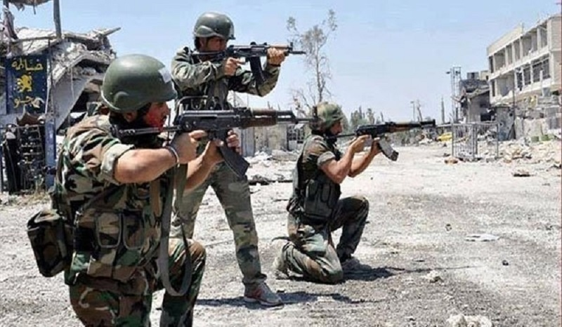 """Intense Fighting Erupts In Daraa As """"Moderate Opposition"""" Announces New Assault Against Syrian Army"""