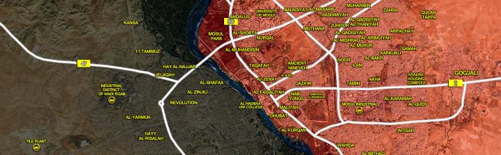 20feb_Mosul city_Iraq_war_map