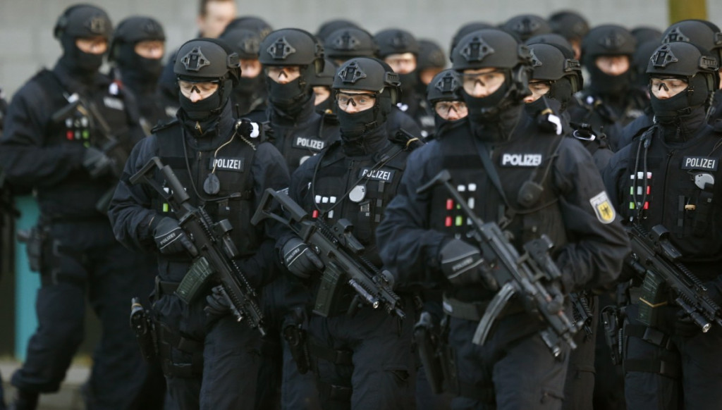German Police Crashes Islamist Network Allegedly Linked To ISIS