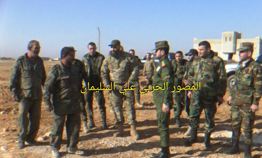 Brigadier General Suheil Al-Hassan, Commander of Syrian Army's Tiger Forces (Photos)