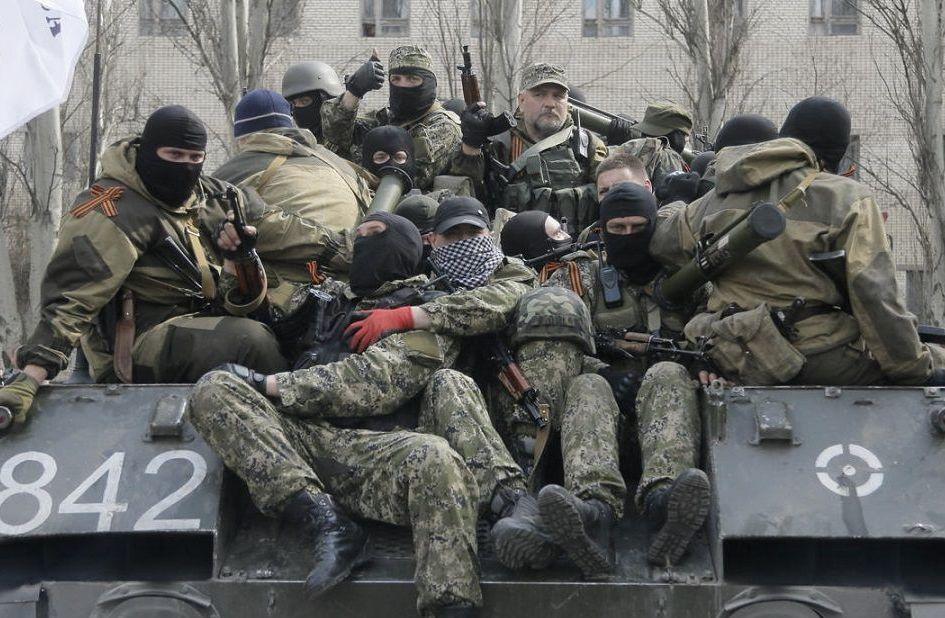 Situation in Avdeyevka, February 2, 2017 (Escalation In Eastern Ukraine)
