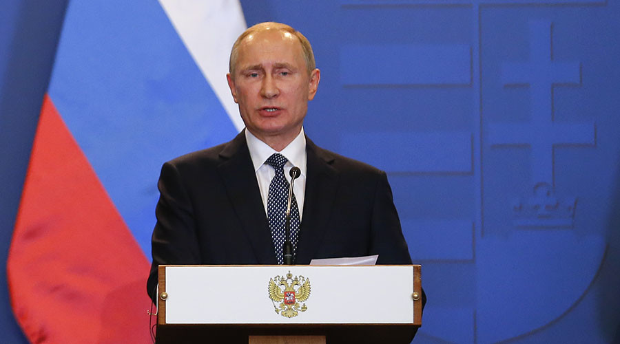 Putin Accuses Ukraine Of Violence Flare Up, Extorting Cash From US; Trump Response Awaited