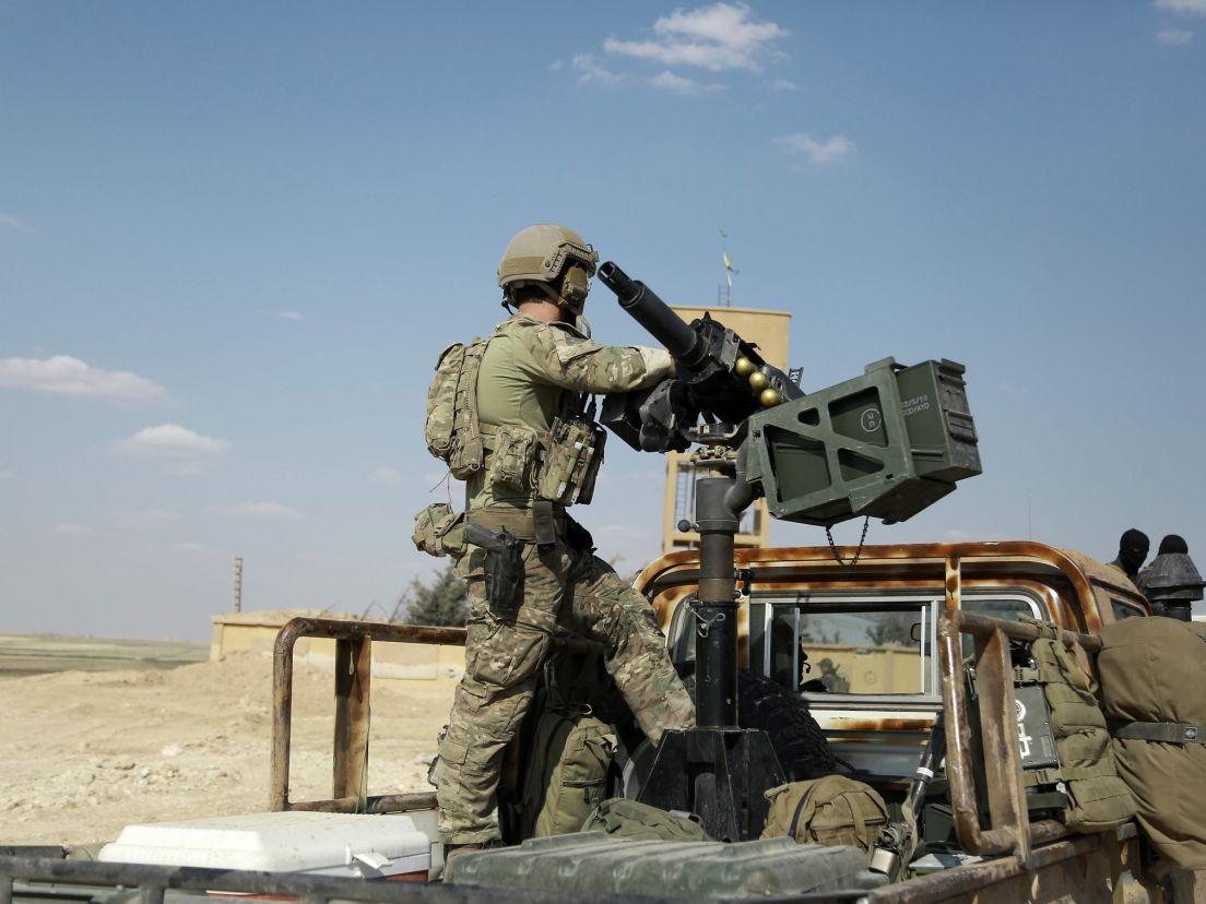 U.S. Is Increasing Number Of Mercenaries In Syria: Russian Foreign Ministry