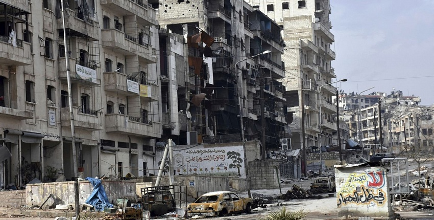 Syria: In The Geo-Political Waiting Room