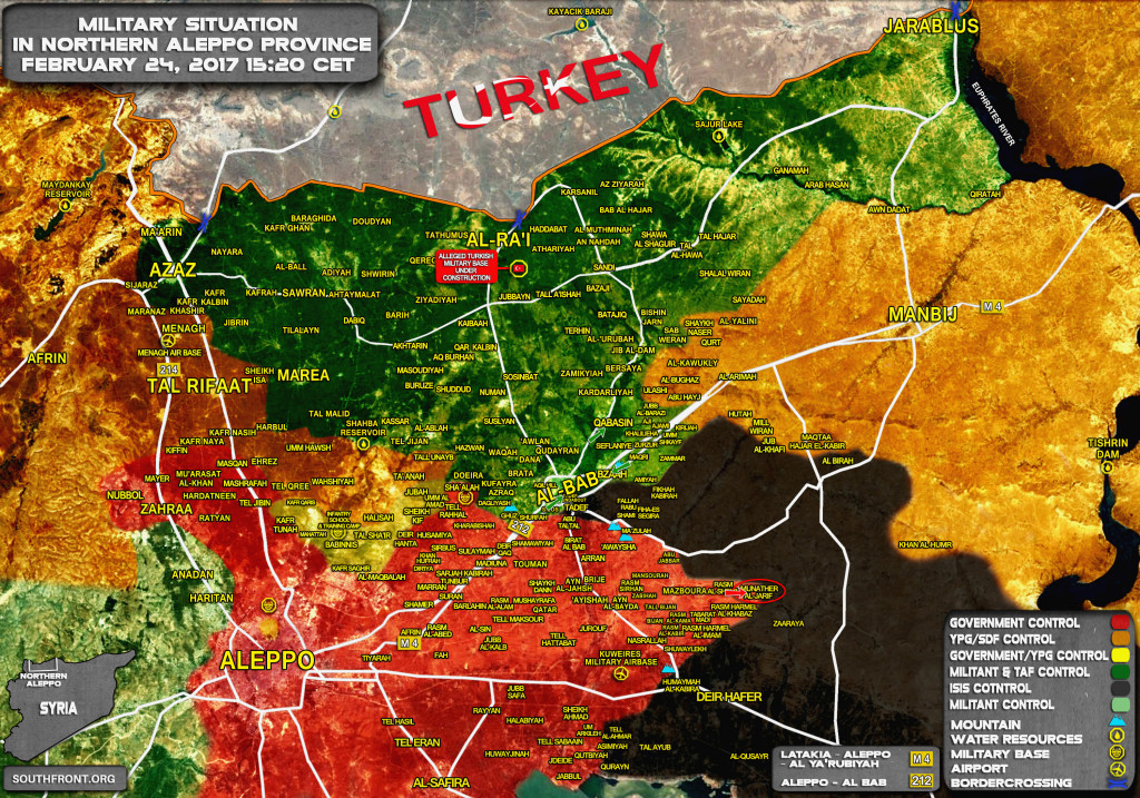 Syrian Army Captures Munather al-Jarif Village In Aleppo Province (Map Update)