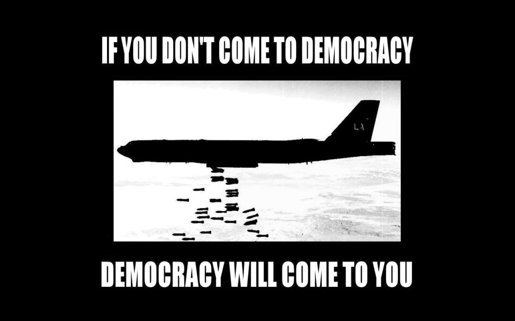 Unlike Russian Wars, US Wars 'Promote Freedom and Democracy': New York Times