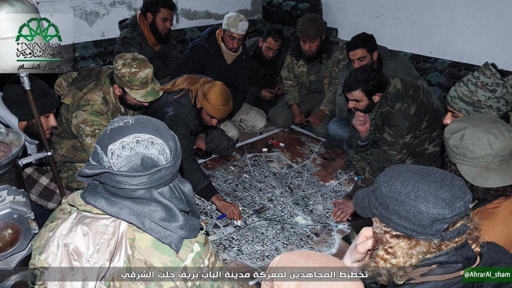 Pro-Turkish Militants Ener Al-Bab, Make First Gains - Reports