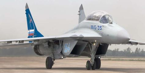 New MiG-35 Fighter Jet Performs Like F-16 C/D?