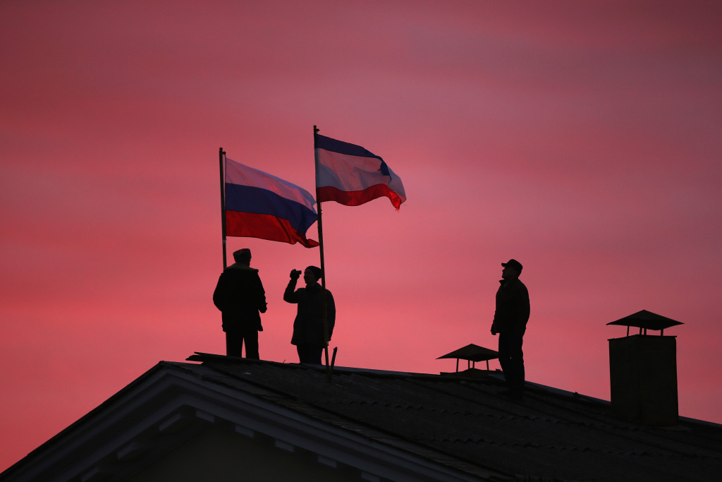 Crimea Is 'Our Land' – Russia Firmly Tells US That It Will Not Be 'Given Back' To Ukraine