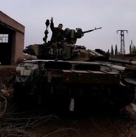 Govt Forces Gain Another Village Near Kuweires Military Airbase. ISIS Governor For Al-Bab Killed
