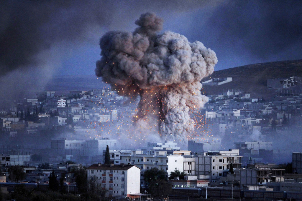 The Media is Ignoring Leaked US-Government Documents on Syria