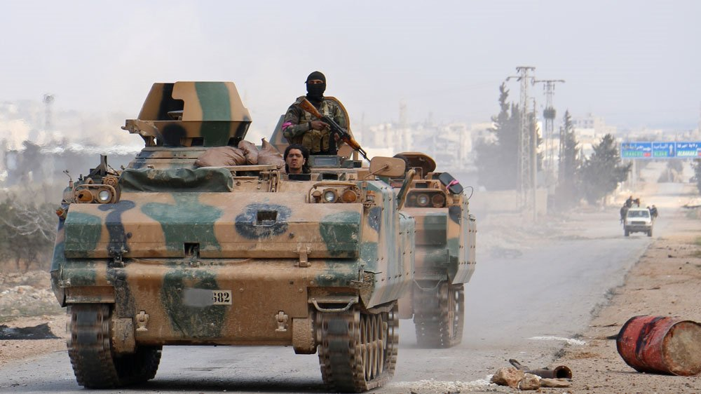 Chief Of Turkish General Staff Says Al-Bab Is Liberated. Is There Another Town With Same Name In Syria?