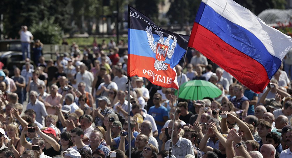 Putin Signs Decree On Recognition Of DPR, LPR Documents