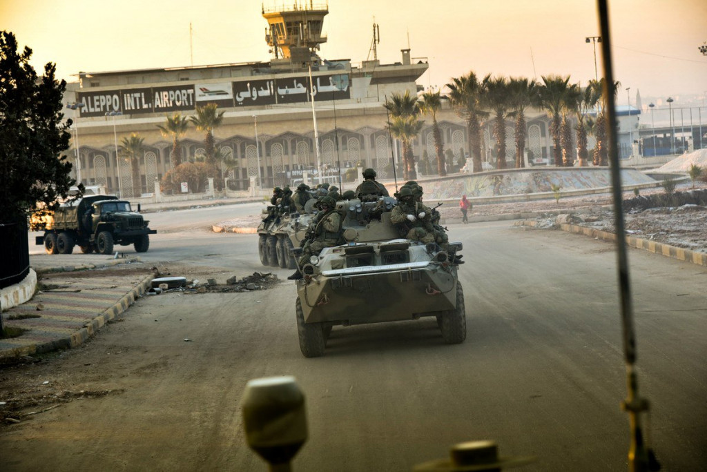 4 Russian Servicemen Killed, 2 Others Wounded In Car Blast In Syria