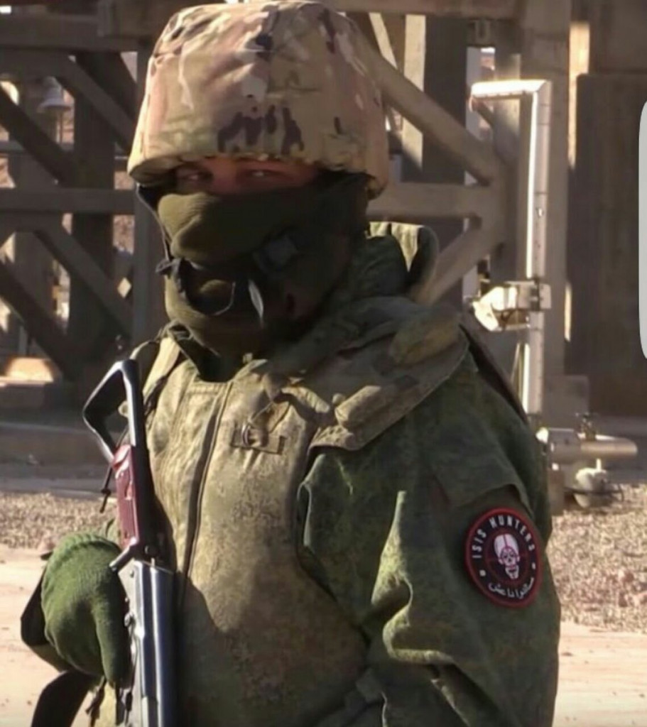 Russian-Trained Fifth Attack Troop Corps Of Syrian Army Guard Hayan Gas Facility In Homs Province (Video, Photos)