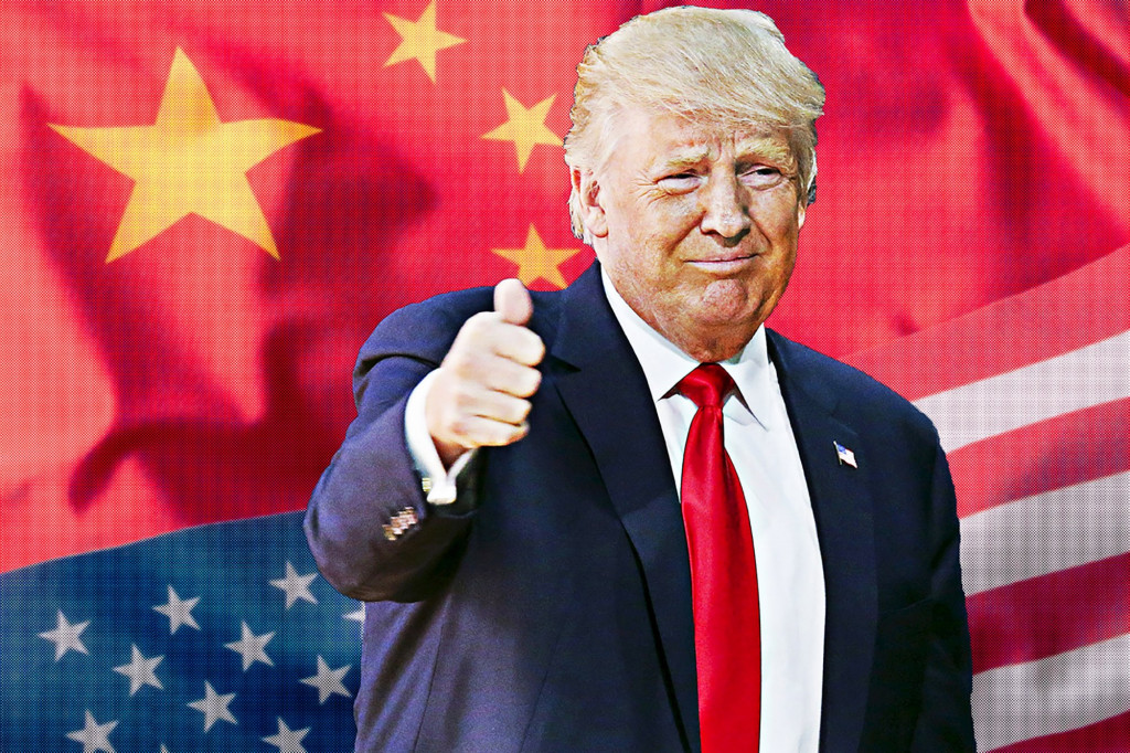 """Trump Reverses, Agrees To Honor """"One China"""" Policy In First Phone Call With Xi"""