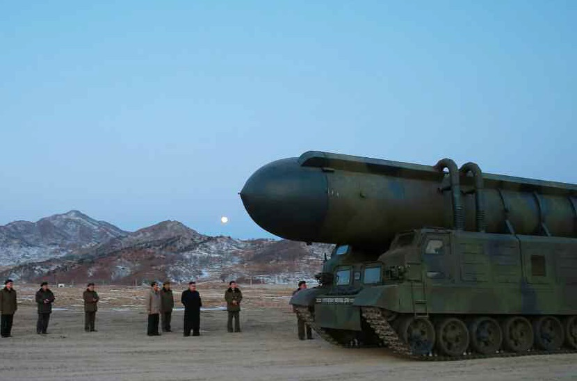 North Korea Tested Nuclear-Capable Medium Range Ballistic Missile - Photos, Videos