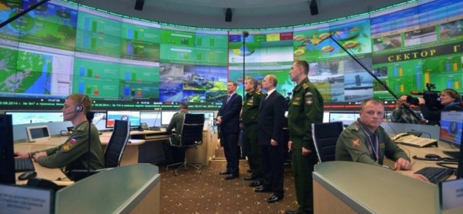 'Ultra-Secret Weapon' That Allows Russia To Assume His Supremacy In Electronic Radio War In Syria