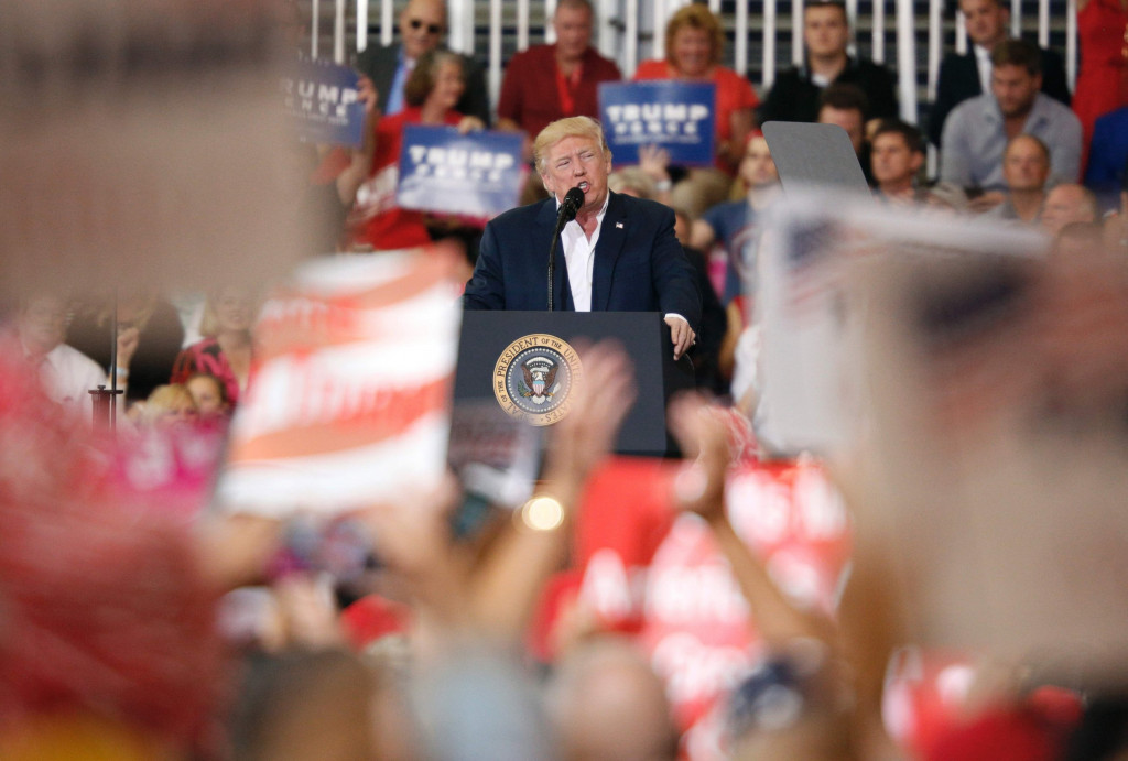Trump: America's Latest Warrior President, Surrenders to Wall Street and War Profiteers