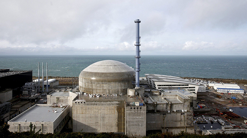 Explosion Hits Nuclear Power Plant in France. At Least 5 People Injured