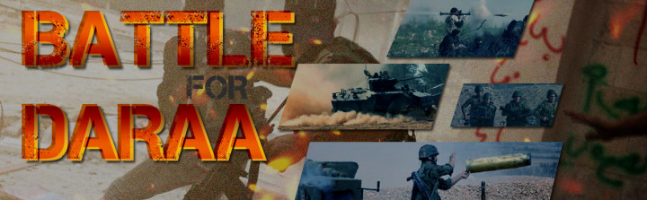 Battle For Daraa _1