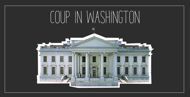 Opening Salvos of Coup Against Trump