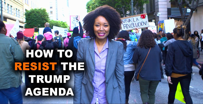 Duke University Trains Students in Anti-Trump Activism (Video)