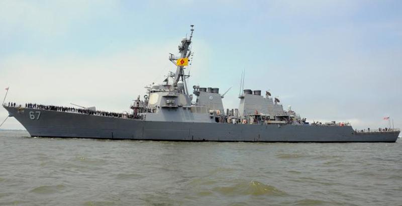 US Navy Dispatched to Yemeni Coast to Protect Saudi-led Coalition Warships