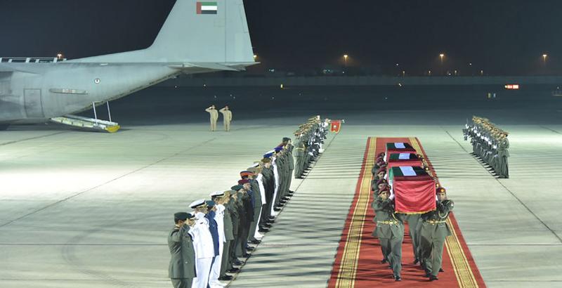 Emirati Soldier, 2 Saudi Fighters Killed in Yemen
