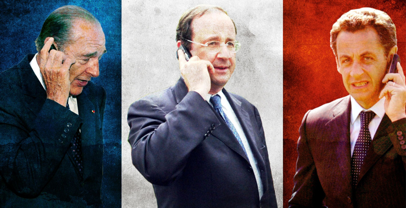Wikileaks Exposes CIA Intervention in French Presidential Election of 2012