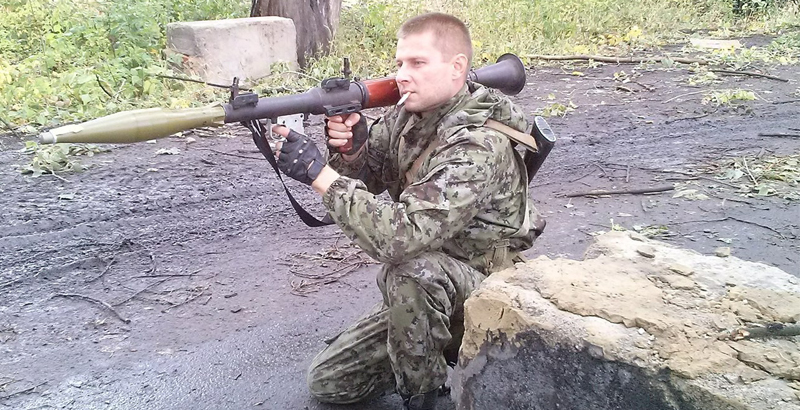 Fake Reports about Murder of DPR Commander Mikhail 'Givi' Tolstykh by Its 'Own Soldiers'