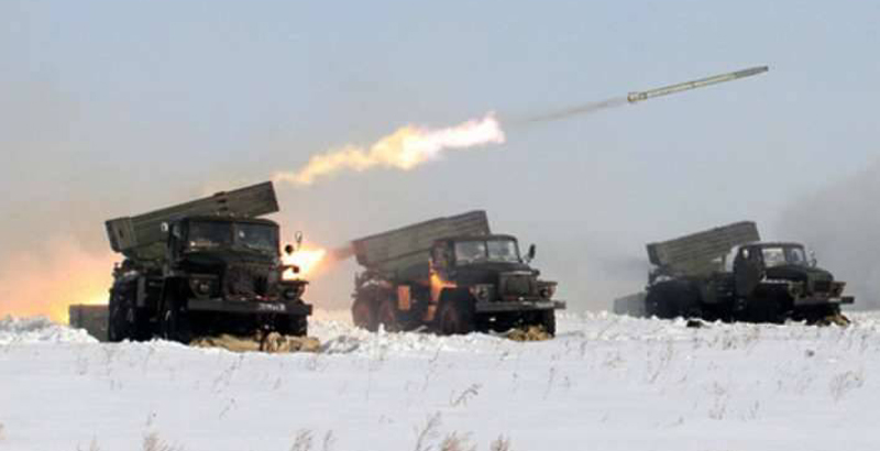 Situation in Eastern Ukraine Remains Dangerously Explosive