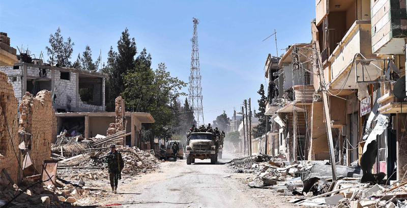 Russia Offers Western Countries to Pay Restoration of Syria – Financial Times