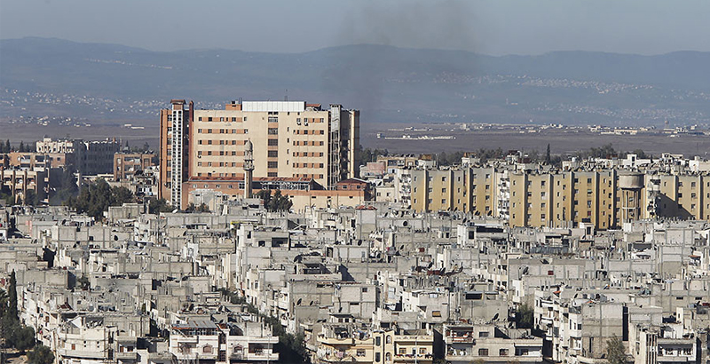 Multiple Suicide Bombings of Military Facilities in Homs: over 35 People Killed – Report