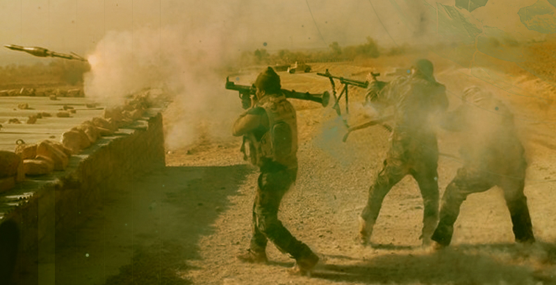 20 ISIS Terrorists Killed in Offensive on Iraqi Forces to West of Mosul
