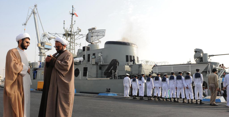 Iran Completed Construction of Its New Naval Base
